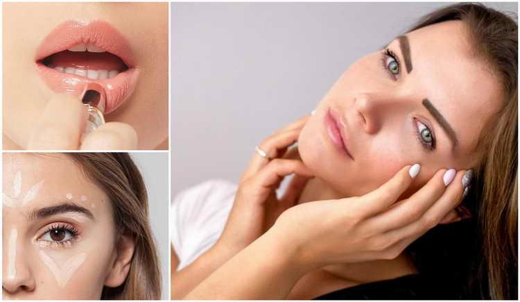что такое макияж без макияжа