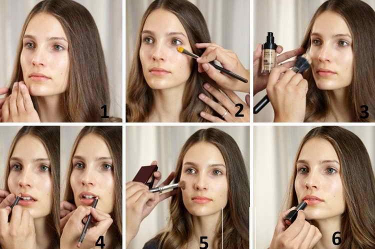 можно ли выглядеть хорошо без макияжа