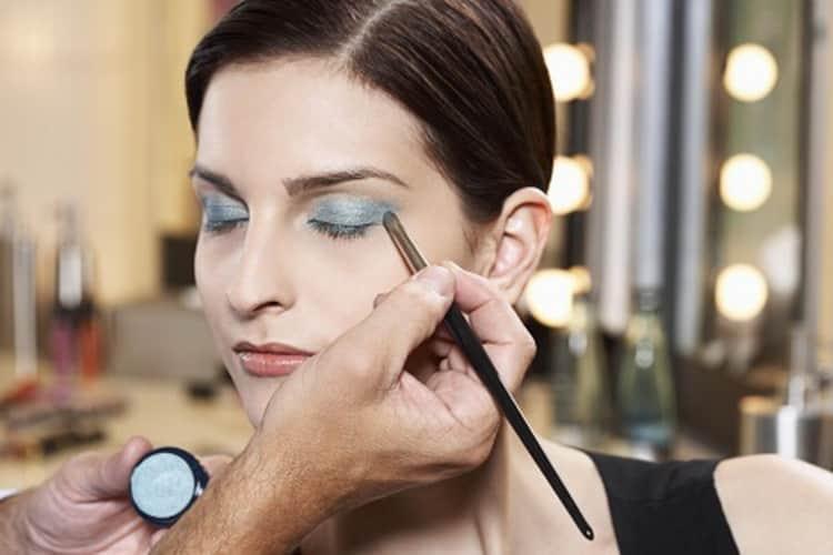 макияж для карих глубоко посаженных глаз: видео