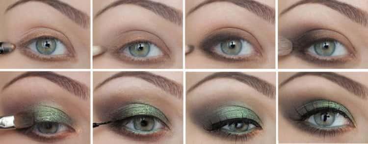 Как делать макияж для маленьких глубоко посаженных глаз