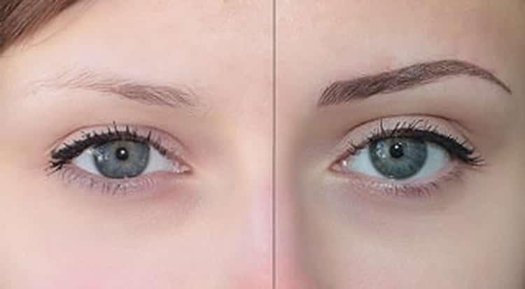 Где сделать делать перманентный макияж бровей