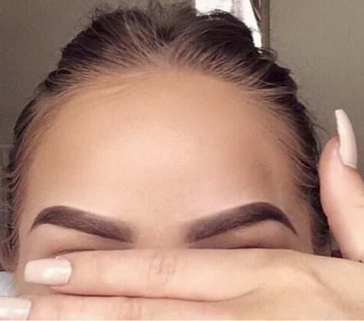 перманентный макияж бровей отзывы и фото