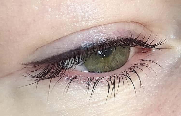 Как делают перманентный макияж век и глаз - отзывы, показания и противопоказания