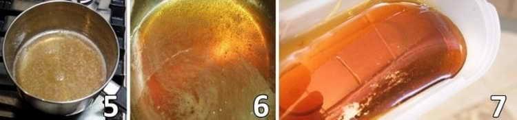 как варить пасту для шугаринга