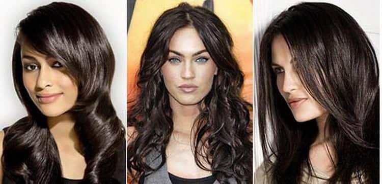 каким цветом покрасить волосы если глаза карие