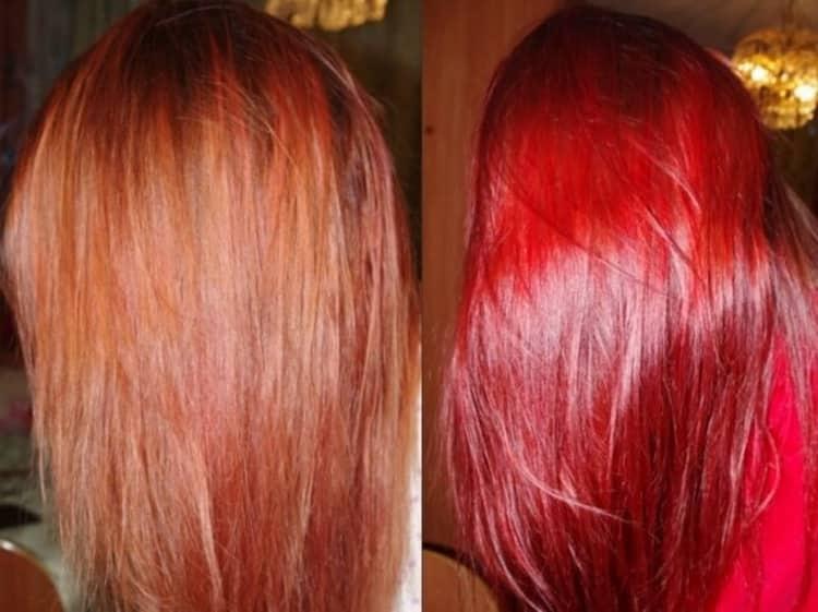 Все о том в какой цвет можно покрасить черные волосы