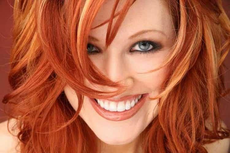 в какой цвет лучше покрасить русые волосы