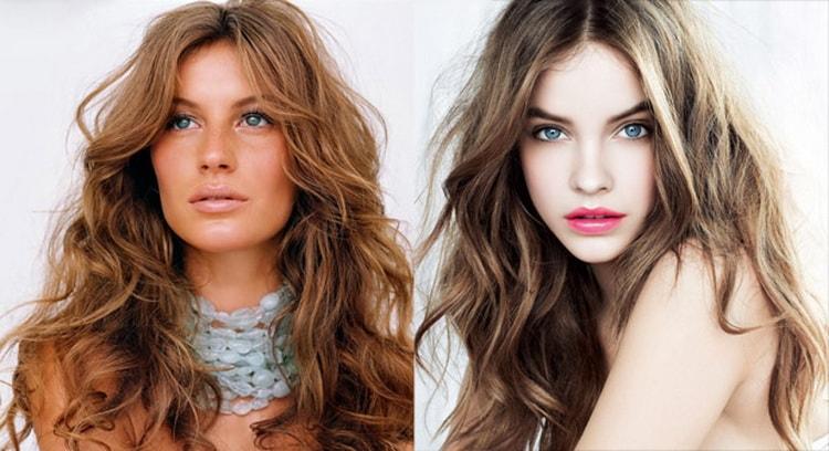 в какой цвет можно покрасить волосы брюнетке