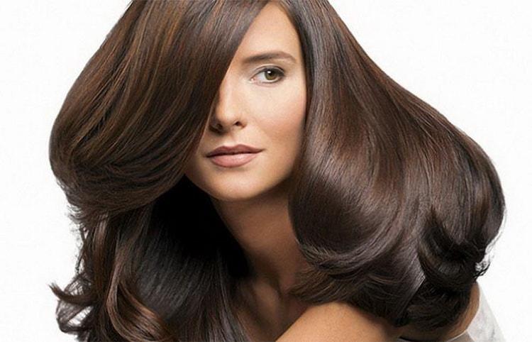 в какие цвета можно покрасить темные волосы