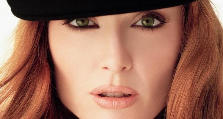 естественный макияж лица у Рыжих