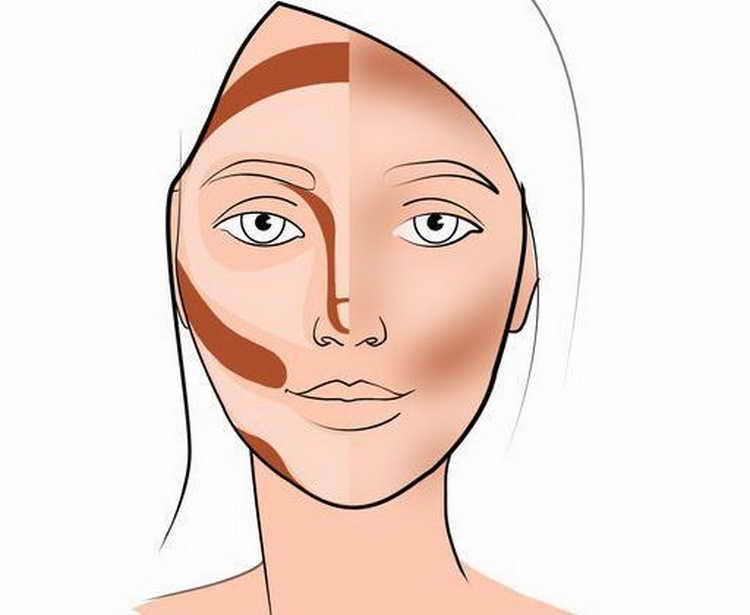 макияж восточных женщин фото