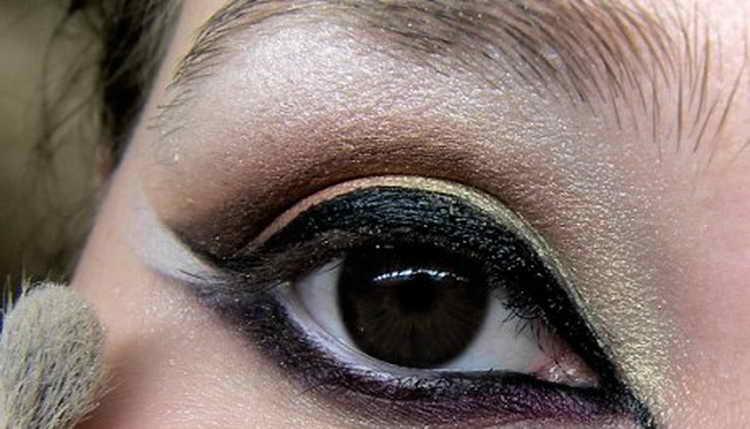 Восточный макияж: как правильно сделать в домашних условиях