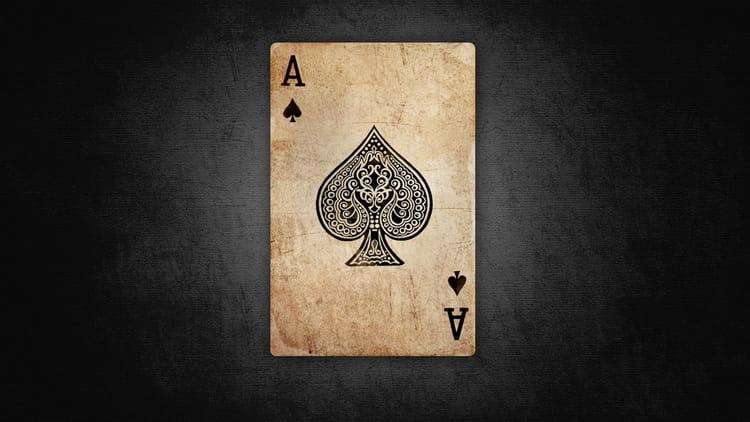 гадать на игральных картах на будущее значение пики