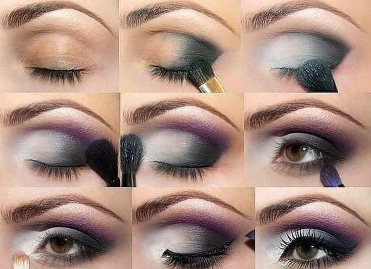 Посмотрите также видео о том, как сделать голливудский макияж.
