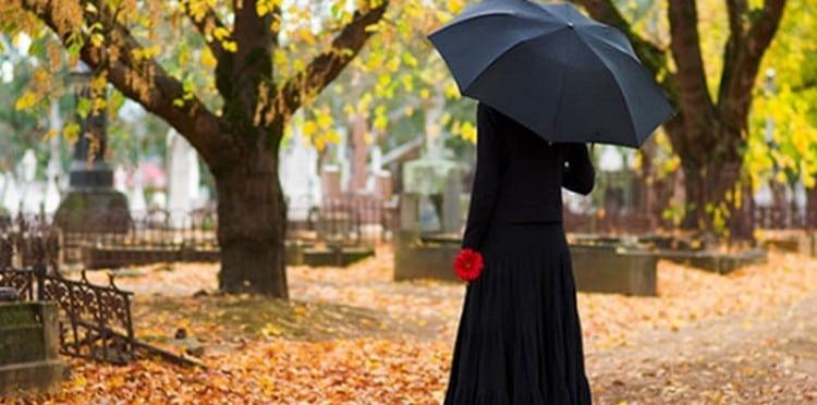 Узнайте, к чему снится ходить по кладбищу.