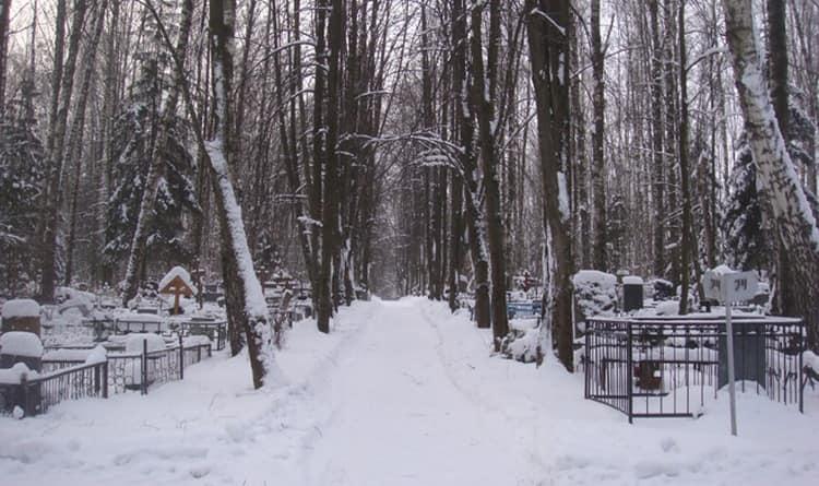 Важно обратить внимание и на время года во сне про кладбище.