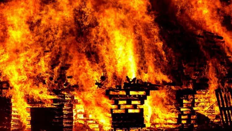 к чему снится пожар у соседей