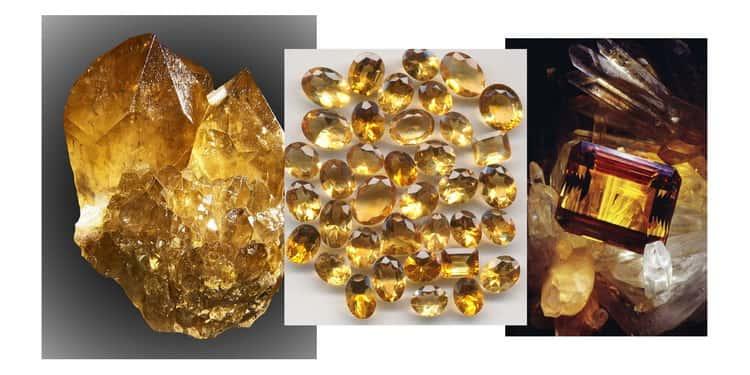 цитрин камень магические свойства знак зодиака