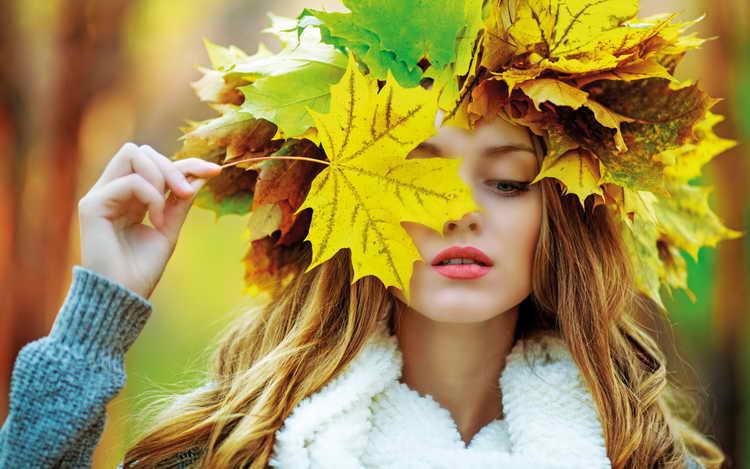 гадания берендеев на листья деревьев