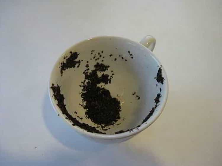 гадание на чае толкование