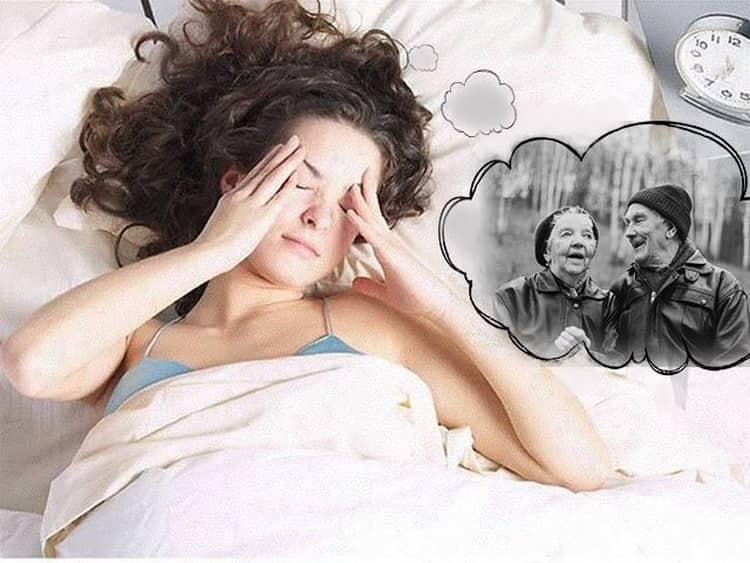 к чему снится умершая мама умирающей
