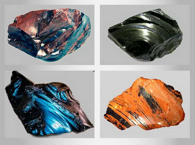 камень обсидиан магические и лечебные свойства