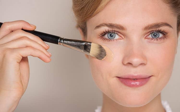 профессиональное зеркало для макияжа с подсветкой