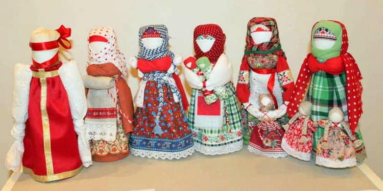 славянские куклы обереги и их значение