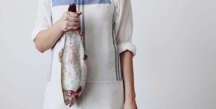 Первый день диеты предназначен для рыбы.