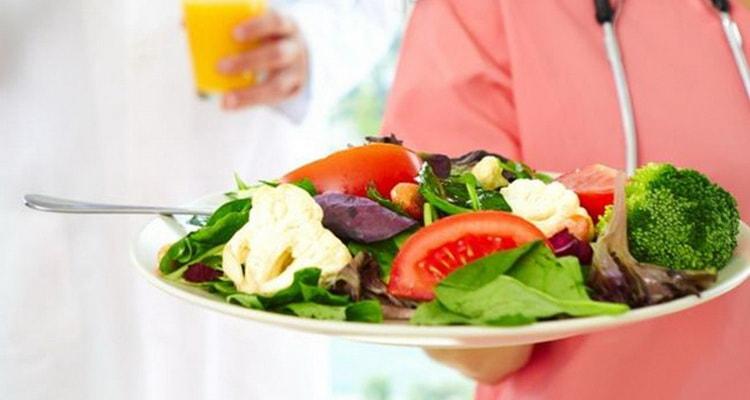Что можно кушать в диете при артериальной гипертонии