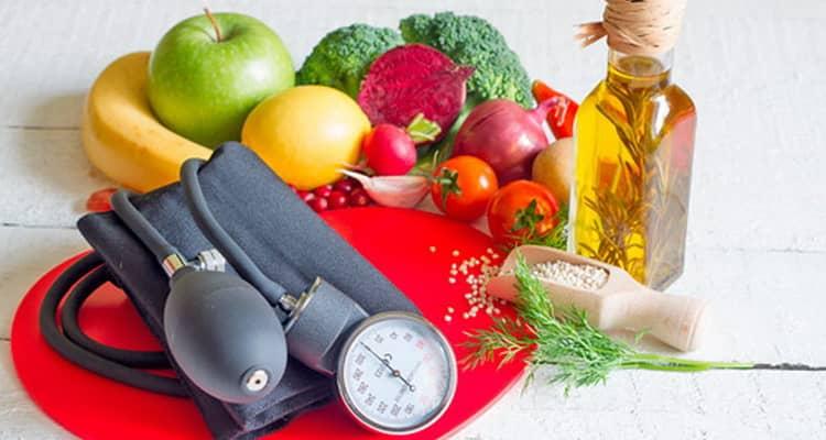 Диета при гипертонии и для лишнего веса