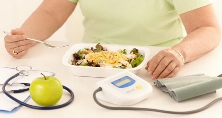 Что нельзя кушать в диете при гипертонии