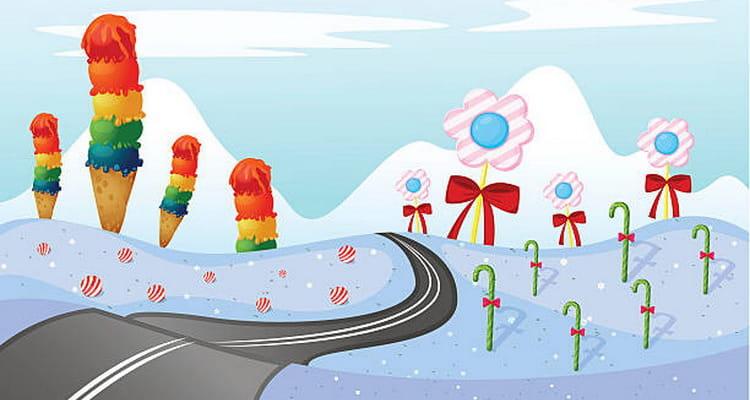 К чему снится дорога из конфет
