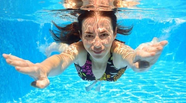 Сон о том, что вы учитесь плавать, можно сказать. хороший.