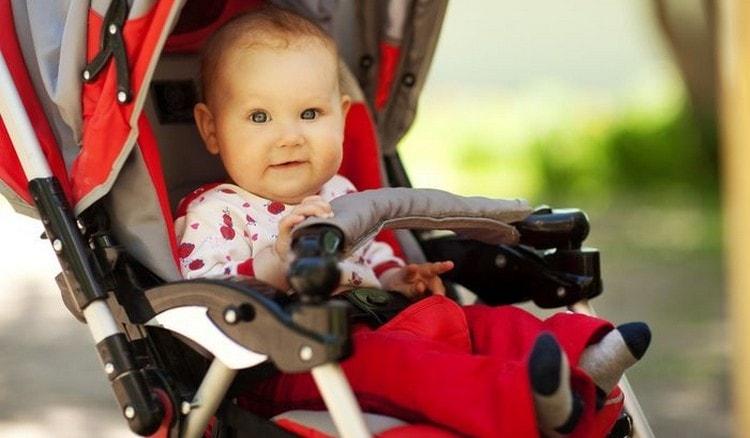 По соннику ребенок в коляске обычно сулит хорошее.