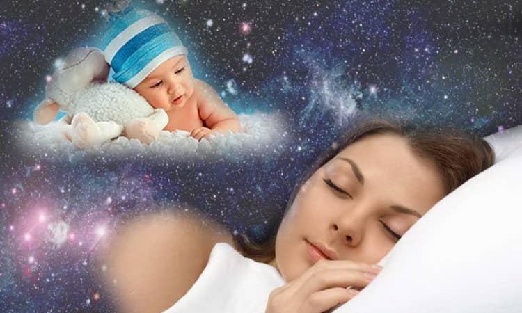 К чему снится младенец девочка