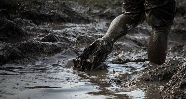 Сонник к чему упасть в грязь
