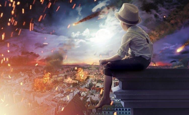 Если приснился конец света, в таком сновидении важна ваша роль: жертвы, наблюдателя.