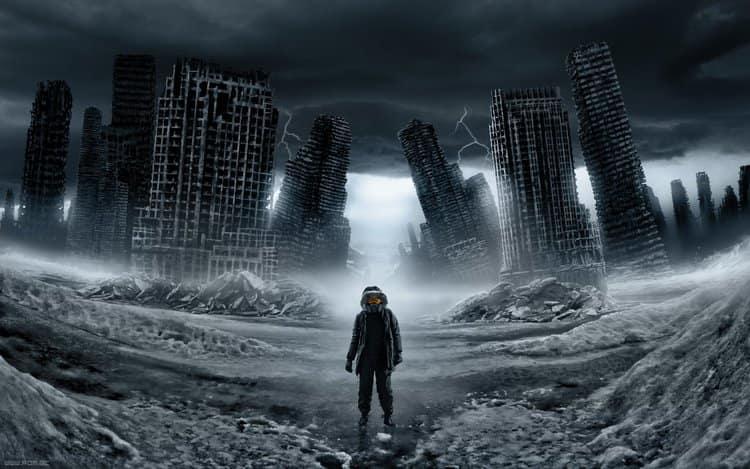 Апокалипсис во сне может говорить и об одиночестве, нежелании смириться с определенной утратой.
