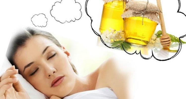 к чему снится мед в сотах девушке