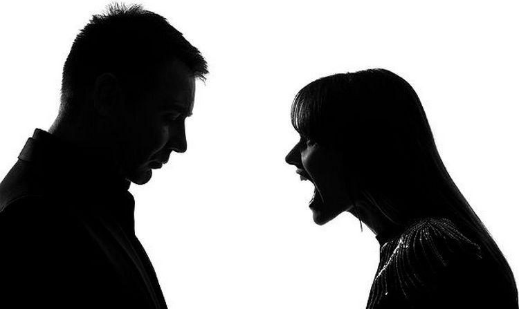 Ругаться во сне с мужем к разочарованию.