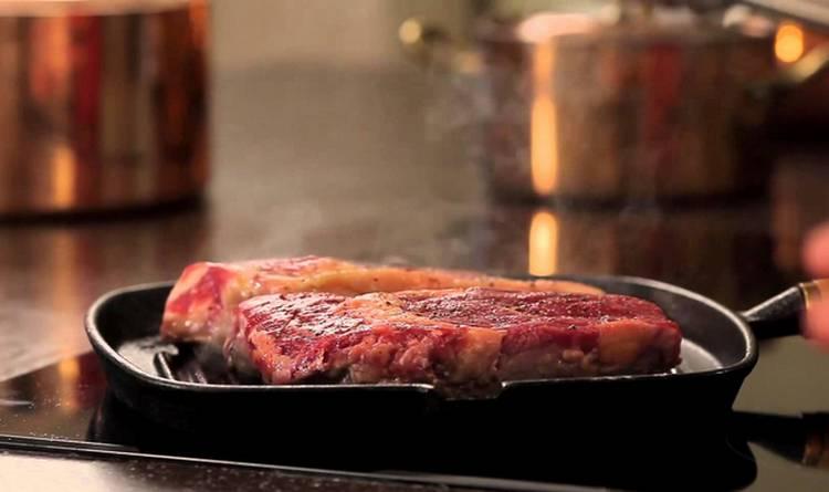 Узнайте, что означает по соннику жаренное мясо.