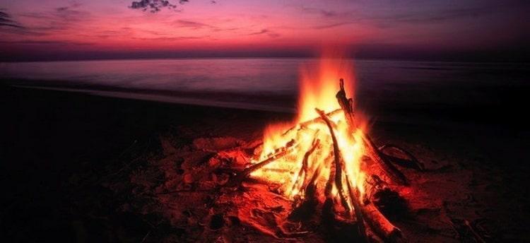 Современный сонник видеть огонь