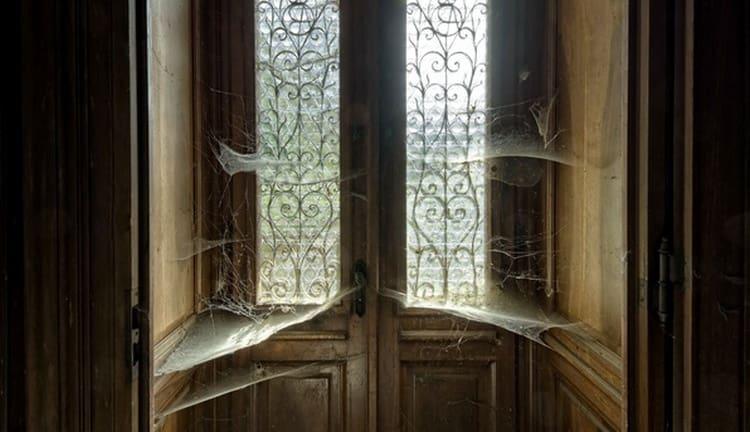 По соннику паутина в доме может означать разное, в зависимости от деталей.