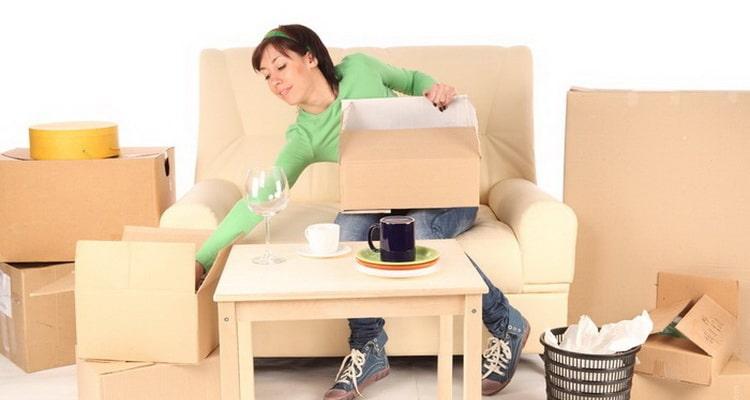 к чему снится собирать вещи для переезда