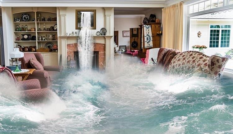 Узнайте, к чему снится потоп в квартире.