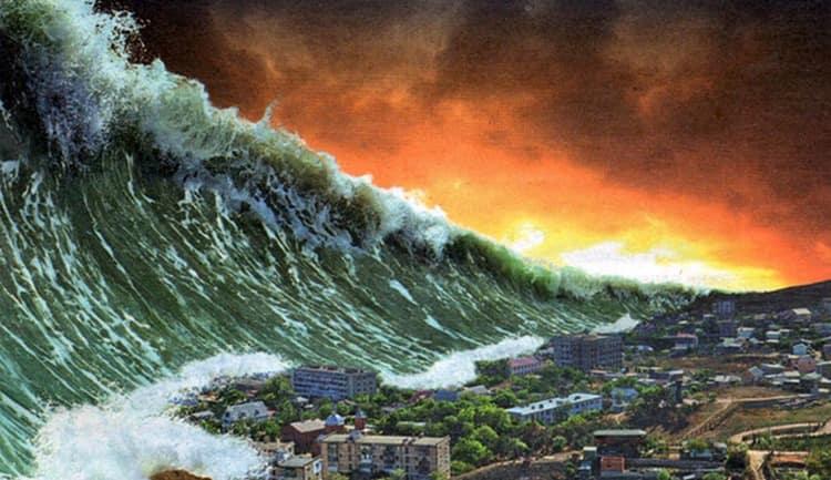 Узнайте, к чему снится всемирный потоп.