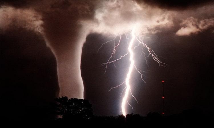 к чему снится ураган и смерч