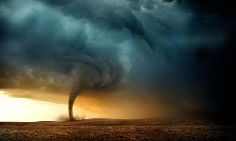 к чему снится смерч или торнадо
