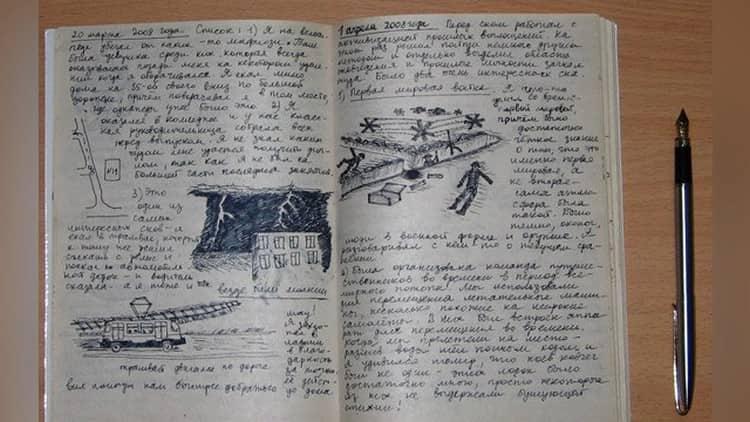Если вас интересует интерпретация сновидений, можно вести специальный дневник.